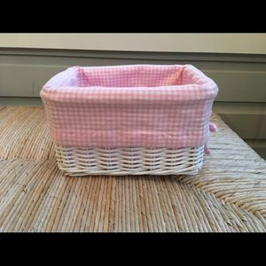 Pottery Barn Basket Liners